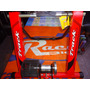 Rodillo Entrenador Para Bicicletas Track Red