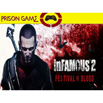 Infamous 2: Festival Of Blood | Ps3 | Entrega Inmediata