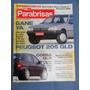 Revista Parabrisas Nº 213 Peogeot 205 Gld Corsa Gls