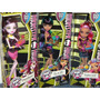 Muñecas Monster High Creepateria 3 Modelos