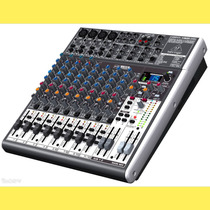 Behringer Xenyx X1622 Usb Consola Con Efectos