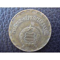 Hungria - Moneda De 2 Florines, Año 1980 - Muy Bueno