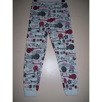 Pantalón Pijama Niña Talle 4 Años
