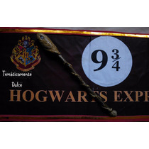 Varitas Mágicas C/luz- Ideal Souvenirs,temática Harry Potter