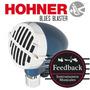 Hohner Blues Blaster - Microfono Para Armonica