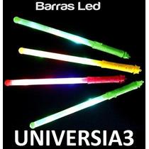 4 Barras 49cm Gigantes Leds Cotillon Luminoso Fiesta Carioca