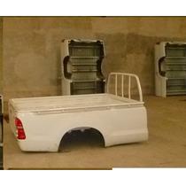 Caja Original Toyota Hilux Blanca Nueva