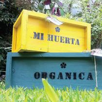 Cajones Para Huerta Y Porta Macetas De Madera Reciclada