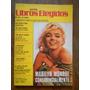 Marilyn Monroe. Confidencialmente. Revista Libros Elegidos.