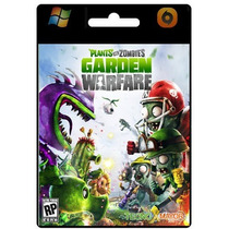 | Plants Vs Zombies Garden Warfare Juego Pc Microcentro |
