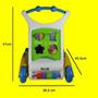 Caminador Andador Rondi Bebe 3 En 1 First Steps Didactico
