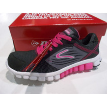 Zapatillas Dunlop Training Loop Racer Mujer Original