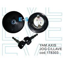 Tapa Tanque Yamaha Axis Jog Kit Reparacion Carburador Correa