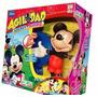 Agilidad Disney Mickey Juego Original Tv