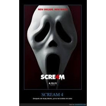 Mascara De Terror Scary Movie Con Lengua!!
