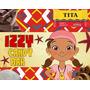Kit Imprimible Candy Bar Golosinas Izzy De Jake Y Los Pirata