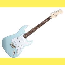 Guitarra Eléctrica Fender Squier Stratocaster Bullet Daphne