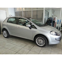 Fiat Punto Attractive Con Pack Top Cuotas Sin Interés -lc