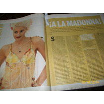 Clipping Gwen Stefani 2 Pag Viva 2005