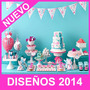 Kit Imprimible Candy Bar Golosinas Personalizadas Cumples