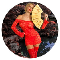Disfraz Sexy Erotico Geisha Oriental Art#158 Sexshop Kisme