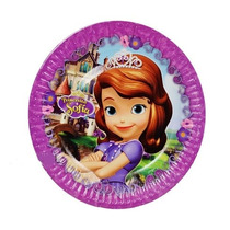 Combo Cotillon 20 Niñas Princesa Sofia