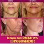Serum Dmae 15% Anti Flaccidez En Pomulos Cuello Ovalo Facial