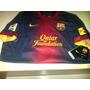 Camiseta Barcelona Autografiada Messi 2012