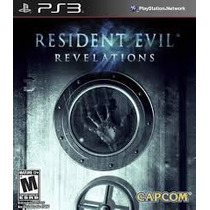 Resident Evil Revelations Ps3 Sote