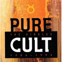 The Cult Pure The Singles 1984-1995 Cult Lp 2vinilos Imp.new