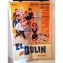 Afiche De Cine - El Bulin