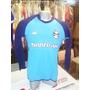 Unica Camiseta Gremio Porto Alegre Jugador M/l Kappa