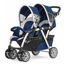 Coche Doble Chicco Together Para Hermanitos