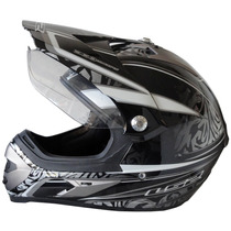 Casco Ls2 Mx433 Cross Con Visor Magnum Devotobikes New 2015