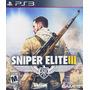 Sniper Elite 3 - Ps3 - En Español - Tenelo Hoy Mismo! 24hs