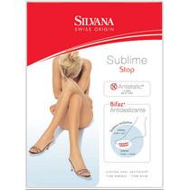 Media Con Antideslizante Panty Sublime Silvana