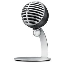 Microfono Shure Condenser Digital Usb Android/ios/pc/mac