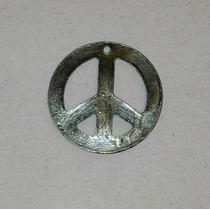 10 Dijes Simbolo Paz Bijouterie Insumos Fundicion Souvenirs