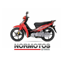 Yamaha New Crypton T110cc Full- Normotos 4749-9220