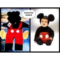 Mickey Enterito-disfraz-astronauta-conjunto 0a6t Oferta 4en1