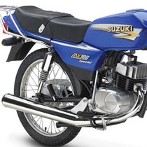 Escape Suzuki Ax 100/115 Tipo Original Motos Miguel