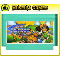 Mario Kart Fighter Cartucho Para Family Game -museum Games-