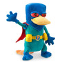 Perry Mission Marvel De Phineas & Ferb Usa 35 Cms Oferta!!