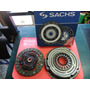 Kit Embrague Sachs Ford Fiesta Max 1.6 - Motor Zetec Rocam