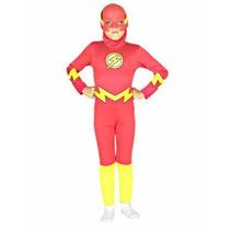 Disfraz Flash Liga Sulamericana - Jugueteria Aplausos