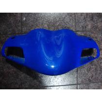 Cubre Optica Manubrio Scooter Motomel Vx150 Azul Fasmotos