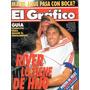 Revista Grafico 3985 Boca River Plate Francescoli Amato