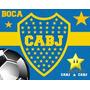 Kit Imprimible Candy Bar Boca Juniors Todas Las Golosinas