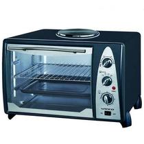 Horno Electrico Winco 36 Litros C/anafe De 1000w Cocina