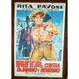 Afiche Pelicula Rita Contra Django Y Gringo. Rita Pavone
